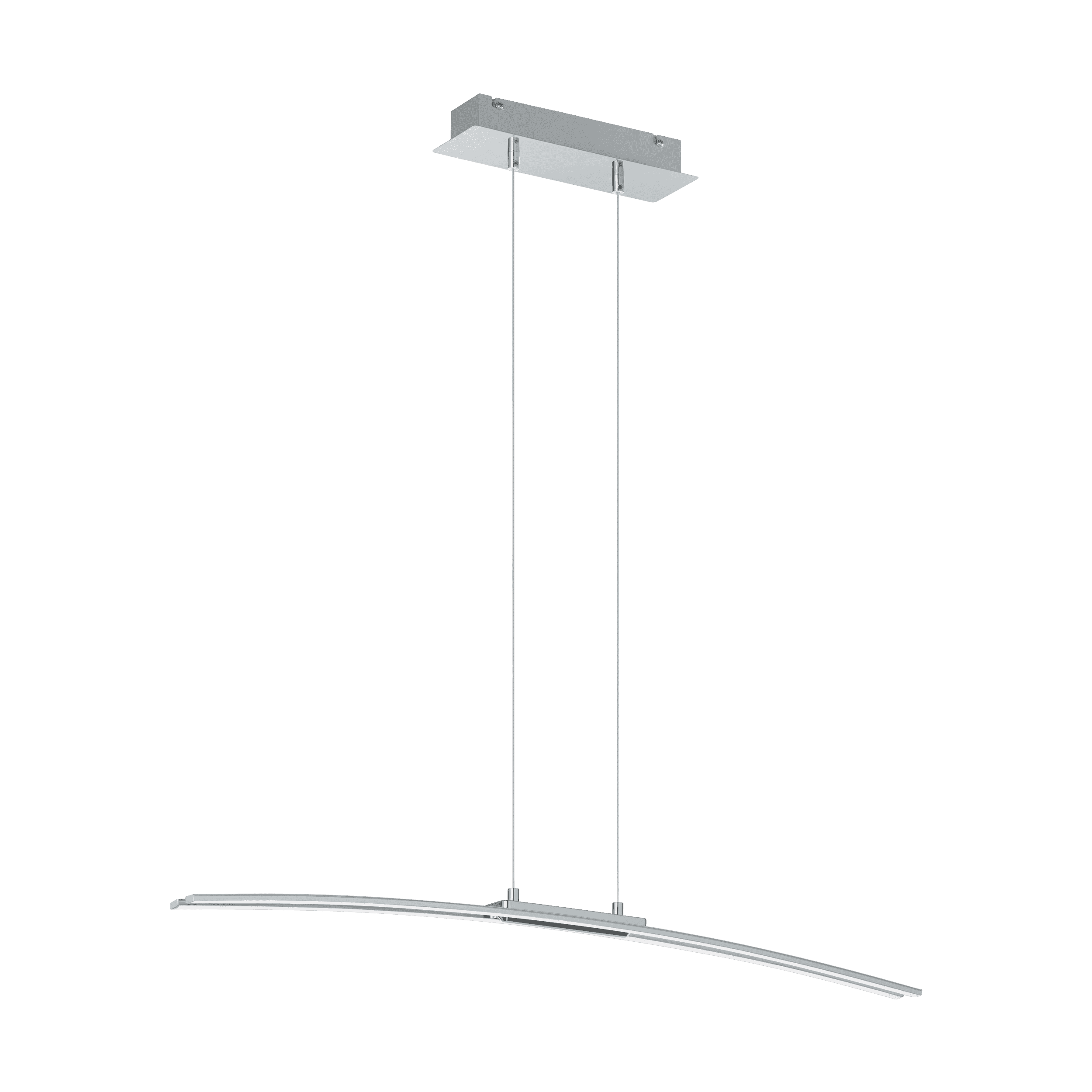 LED-ΚΡΕΜΑΣΤΟ ΦΩΤΙΣΤΙΚΟ ΧΡΩΜΕ / ΛΕΥΚΟ LASANA - 95147 - EGLO