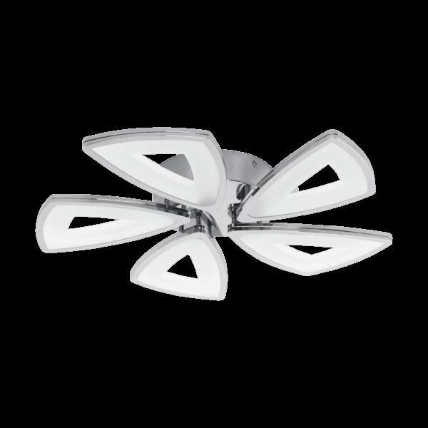 LED - ΦΩΤΙΣΤΙΚΟ ΟΡΟΦΗΣ / 5 ΧΡΩΜΕ / ΛΕΥΚΟ AMONDE - 95221 - EGLO