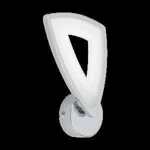 LED - ΦΩΤΙΣΤΙΚΟ ΤΟΙΧΟΥ / 1 ΧΡΩΜΕ / ΛΕΥΚΟ AMONDE - 95222 - EGLO