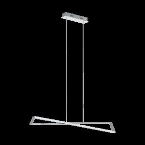 LED - ΚΡΕΜΑΣΤΟ ΦΩΤΙΣΤΙΚΟ ΧΡΩΜΕ / ΛΕΥΚΟ AGRELA - 95566 - EGLO