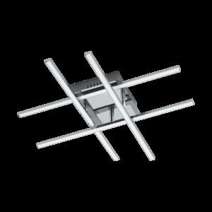 LED-ΦΩΤΙΣΤΙΚΟ ΟΡΟΦΗΣ ΧΡΩΜΕ / ΛΕΥΚΟ LASANA 1 - 95568 - EGLO