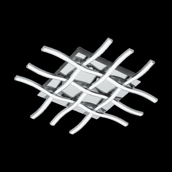 LED-ΦΩΤΙΣΤΙΚΟ ΟΡΟΦΗΣ ΧΡΩΜΕ / ΛΕΥΚΟ LASANA 1 - 95569 - EGLO
