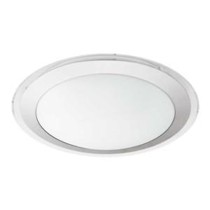 LED-ΦΩΤΙΣΤΙΚΟ ΟΡΟΦΗΣ Ø435 WS/ΑΣΗΜΙ/ΔΙΑΦΑΝΟ COMPETA 1 - 95678 - EGLO