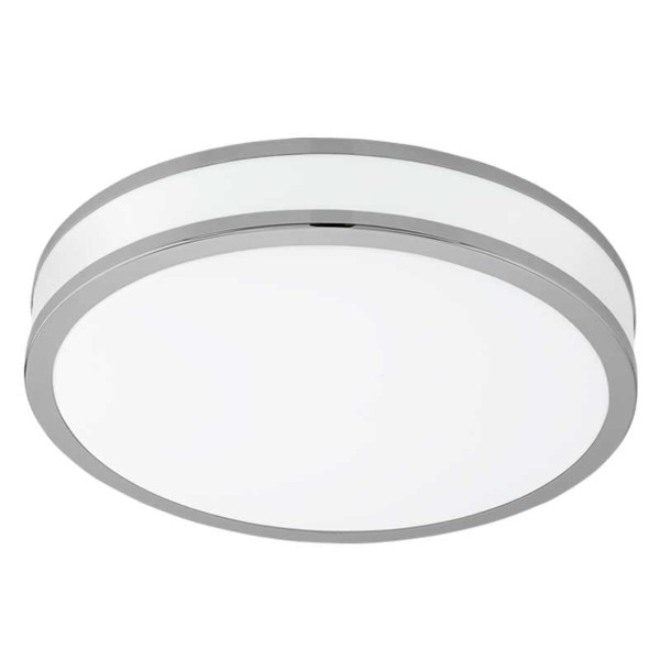 LED-ΦΩΤΙΣΤΙΚΟ ΟΡΟΦΗΣ Ø410 3000K WS/ΧΡΩΜΕ PALERMO 2 - 95684 - EGLO