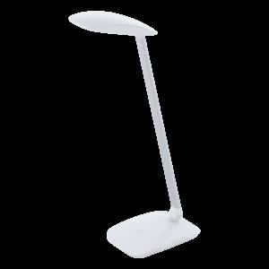 LED-ΕΠΙΤΡΑΠΕΖΙΟ ΦΩΤΙΣΤΙΚΟ M.TOUCH+USB ΛΕΥΚΟ CAJERO - 95695 - EGLO