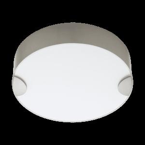 LED-ΦΩΤΙΣΤΙΚΟ ΤΟΙΧΟΥ Ø150 ΝΙΚΕΛ-M/ΛΕΥΚΟ CUPELLA - 95965 - EGLO