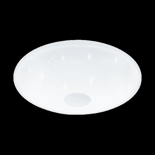 LED - ΦΩΤΙΣΤΙΚΟ ΟΡΟΦΗΣ Ø580 WS. M. ΚΡΥΣΤΑΛΛΟ.VOLTAGO2 - 95973 - EGLO