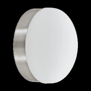 LED-ΦΩΤΙΣΤΙΚΟ ΤΟΙΧΟΥ Ø130 ΝΙΚΕΛ-M/ΛΕΥΚΟ CUPELLA - 96002 - EGLO