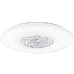 LED-ΦΩΤΙΣΤΙΚΟ ΟΡΟΦΗΣ Ø340 WS/ΧΡΩΜΕ GLITZER CAPASSO 1 - 96025 - EGLO