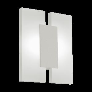 LED-ΦΩΤΙΣΤΙΚΟ ΤΟΙΧΟΥ/2 ΝΙΚΕΛ-M/ΣΑΤΙΝΕMETRASS 2 - 96043 - EGLO
