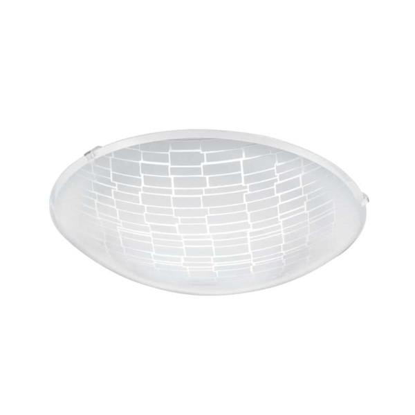 LED-ΦΩΤΙΣΤΙΚΟ ΟΡΟΦΗΣ Ø315 WS/ΔΙΑΦΑΝΟ MALVA 1 - 96085 - EGLO