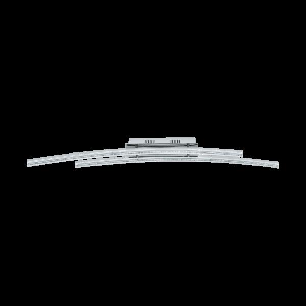 LED - ΦΩΤΙΣΤΙΚΟ ΟΡΟΦΗΣ L-960 ΧΡΩΜΕ / ΔΙΑΦΑΝΟ PERTINI - 96092 - EGLO