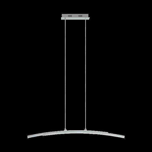 LED - ΚΡΕΜΑΣΤΟ ΦΩΤΙΣΤΙΚΟ L-960 ΧΡΩΜΕ / TRANSP. PERTINI - 96096 - EGLO