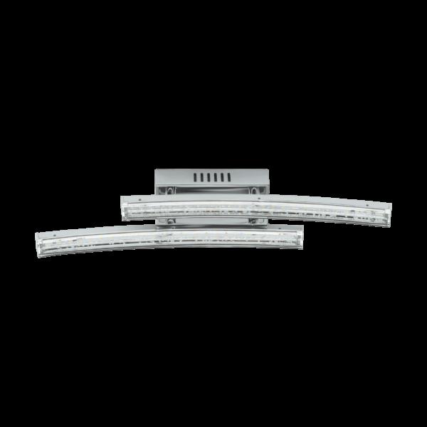 LED - ΦΩΤΙΣΤΙΚΟ ΤΟΙΧΟΥ ΧΡΩΜΕ / ΔΙΑΦΑΝΟ PERTINI - 96097 - EGLO