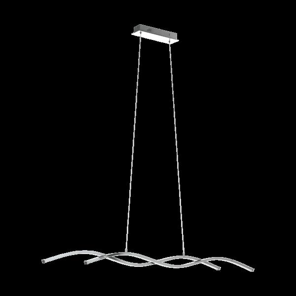 LED - ΚΡΕΜΑΣΤΟ ΦΩΤΙΣΤΙΚΟ L-1200 ΧΡΩΜΕ / ΛΕΥΚΟ LASANA 2 - 96104 - EGLO