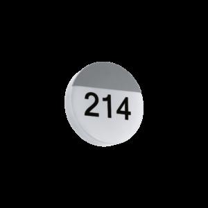 LED-ΦΩΤΙΣΤΙΚΟ ΤΟΙΧΟΥ ΕΞ.ΧΩΡΟΥ ΑΣΗΜΙ/ΛΕΥΚΟ OROPOS - 96237 - EGLO