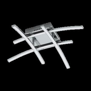 LED-ΦΩΤΙΣΤΙΚΟ ΟΡΟΦΗΣ ΧΡΩΜΕ / ΛΕΥΚΟ NEVADO - 96305 - EGLO