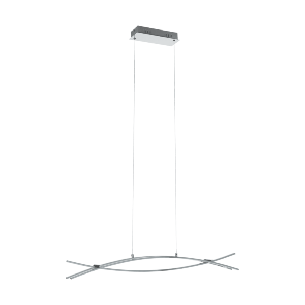 LED - ΚΡΕΜΑΣΤΟ ΦΩΤΙΣΤΙΚΟ ΧΡΩΜΕ / ΛΕΥΚΟ NEVADO - 96331 - EGLO