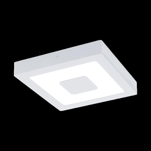 LED-DL 225X225 ΛΕΥΚΟ IPHIAS - 96488 - EGLO