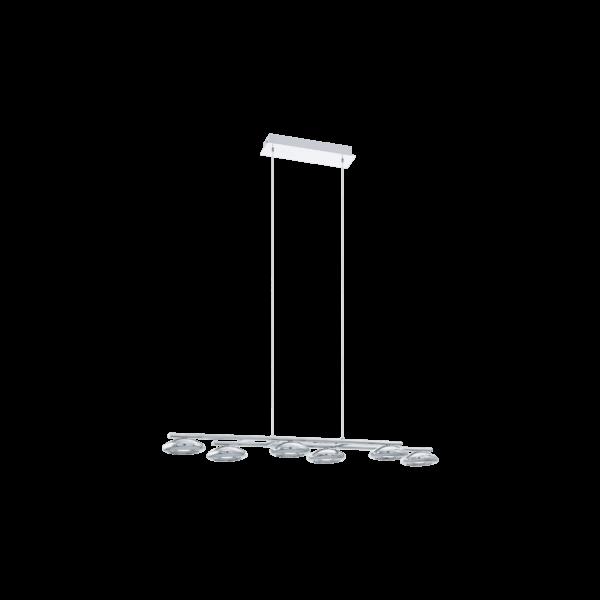 LED-ΚΡΕΜΑΣΤΟ ΦΩΤΙΣΤΙΚΟ / 6 ΧΡΩΜΕ TARUGA 1 - 96512 - EGLO