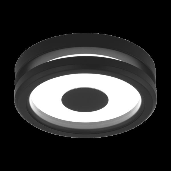 LED-ΦΩΤΙΣΤΙΚΟ ΟΡΟΦΗΣ Ø180 ΑΝΘΡΑΚΙ/ΛΕΥΚΟ BIOSGA - 96609 - EGLO