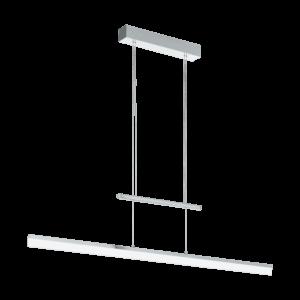 LED - ΚΡΕΜΑΣΤΟ ΦΩΤΙΣΤΙΚΟ L-1180 ΧΡΩΜΕ / SAT.TARANDELL - 96866 - EGLO