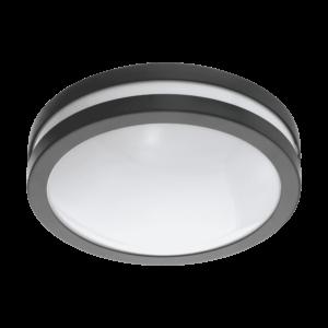 LED-ΦΩΤΙΣΤΙΚΟ ΤΟΙΧΟΥ / ΟΡΟΦΗΣ ΑΝΘΡΑΚΙ / WS LOCANO-C - 97237 - EGLO