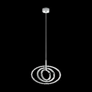 LED-ΚΡΕΜΑΣΤΟ ΦΩΤΙΣΤΙΚΟ / 3 ΧΡΩΜΕ / ΛΕΥΚΟ PAUSIA - 97435 - EGLO