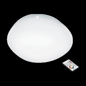 LED - ΦΩΤΙΣΤΙΚΟ ΟΡΟΦΗΣ Ø600 ΛΕΥΚΟ M. ΚΡΥΣΤΑΛΛΟ.SILERAS - 97578 - EGLO