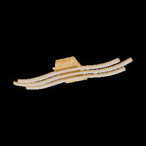 LED-ΦΩΤΙΣΤΙΚΟ ΤΟΙΧΟΥ / ΦΩΤΙΣΤΙΚΟ ΟΡΟΦΗΣ ΧΡΥΣΟ / ΛΕΥΚΟ MIRAFLORES - 97743 - EGLO