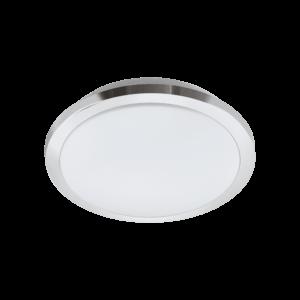 LED-ΦΩΤΙΣΤΙΚΟ ΟΡΟΦΗΣ Ø345 ΧΡΩΜΕ/ΛΕΥΚΟ COMPETA 1-ST - 97754 - EGLO