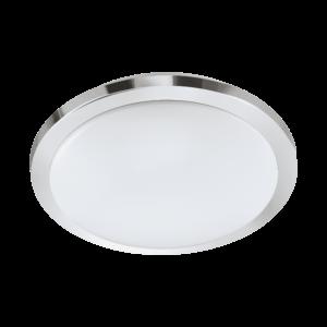 LED-ΦΩΤΙΣΤΙΚΟ ΟΡΟΦΗΣ Ø400 ΧΡΩΜΕ/ΛΕΥΚΟ COMPETA 1-ST - 97755 - EGLO