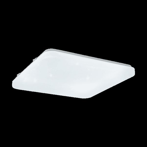 LED-ΦΩΤΙΣΤΙΚΟ ΟΡΟΦΗΣ 330 X 330 WS / ΚΡΥΣΤΑΛΛΟ.FRANIA-S - 97882 - EGLO