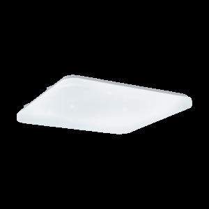LED-ΦΩΤΙΣΤΙΚΟ ΟΡΟΦΗΣ 430 X 430 WS / ΚΡΥΣΤΑΛΛΟ.FRANIA-S - 97883 - EGLO