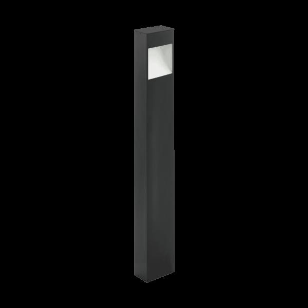 LED-ΚΟΛΟΝΑ ΕΞ.ΧΩΡΟΥ ΑΝΘΡΑΚΙ/ΛΕΥΚΟ MANFRIA - 98097 - EGLO