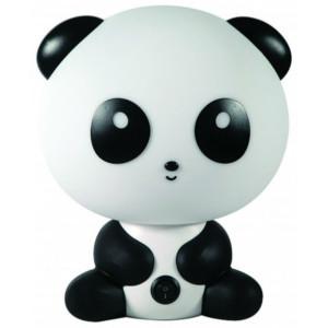6810105-371-Παιδικό Πορτατίφ Panda Πλαστικό Ασπρόμαυρο CL-4005 X