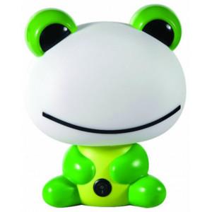 6810107-372-Παιδικό Πορτατίφ Βατραχάκι Πλαστικό Πράσινο CL-4001 E