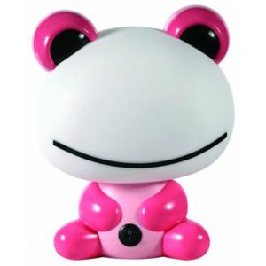 6810108-373-Παιδικό Πορτατίφ Βατραχάκι Πλαστικό Ροζ CL-4001 F