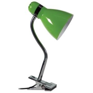 Φωτιστικό Γραφείου Σπιράλ με Μανταλάκι Πράσινο HD-724 ARlight