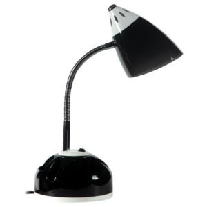 Φωτιστικό Γραφείου Πορτατίφ Σπυράλ με Μολυβοθήκη Μαύρο HD 310 ARlight