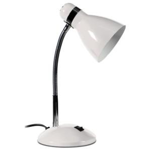 Φωτιστικό Γραφείου Μεταλλικό Λευκό HD-714 ARlight