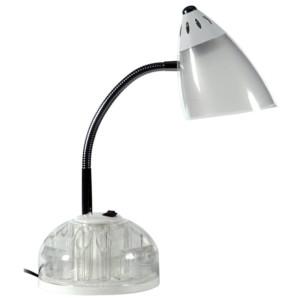 Φωτιστικό Γραφείου Πορτατίφ Σπυράλ με Μολυβοθήκη Λευκό HD 310 ARlight