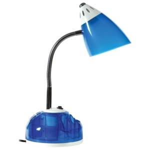 Φωτιστικό Γραφείου Πορτατίφ Σπυράλ με Μολυβοθήκη Μπλε HD 310 ARlight