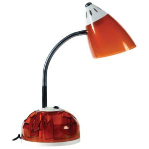 Φωτιστικό Γραφείου Πορτατίφ Σπυράλ με Μολυβοθήκη Κόκκινο  HD 310 ARlight
