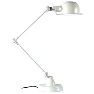 Φωτιστικό Γραφείου Πορτατίφ Μεταλλικό Σπαστό Λευκό CS 513 ARlight