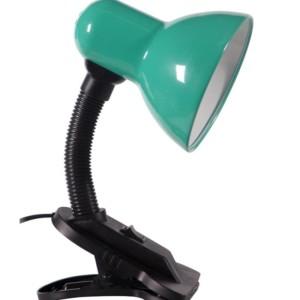 Φωτιστικό Γραφείου Πορτατίφ Σπαστό Με Μανταλάκι Πράσινο HD 108 ARlight