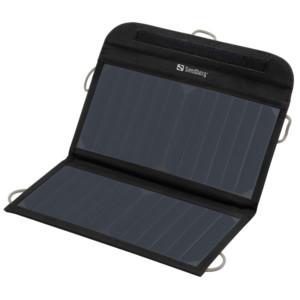 69430-00-490-Solar Charger 13W 2xUSB Sandberg 420-40