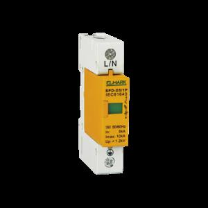 Αντικεραυνικό Elmark SPD-C20/ Μονοφασικό