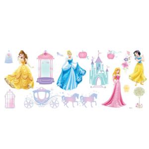 Διακοσμητικά Αυτοκόλλητα Τοίχου Princess Disney L ango 26003