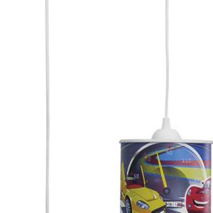 Παιδικό Φωτιστικό Kid Pendel BOY-B 2Φ Πλαστικό 36-0008
